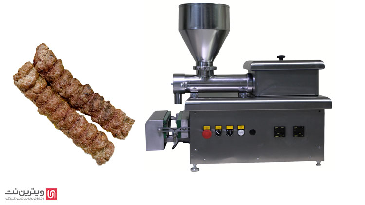 دستگاه کوبیده زن صنعتی یا کباب زن رستوران توان تولیدی بالایی دارد که به دستگاه کباب زن اتوماتیک نیز گفته میشود و در رستورانها و آشپزخانه های صنعتی و بزرگ مورد استفاده قرار می گیرند.