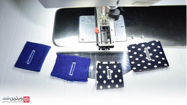 ایجاد جا دکمه با استفاده از جا دکمه زن سبب می شود که کار خیاطی با سهولت بیشتری انجام شده و سرعت کار نیز افزایش پیدا کند.