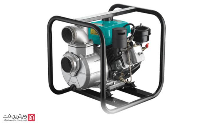 معمولا پمپ های بنزینی به دلیل قدرت احتراق بالاتر، دارای سرعت بالاتری برای تولید برق و پمپاژ آب هستند.