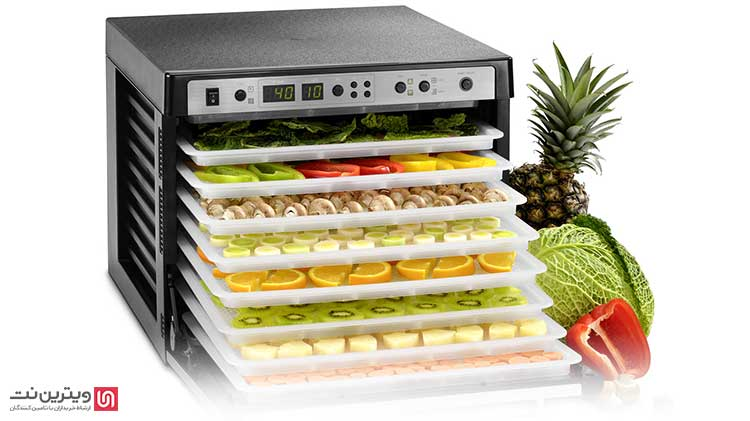 راهنمای خرید دستگاه سبزی و میوه خشک کن