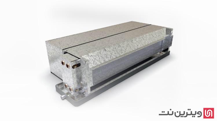 فن کویل سقفی چیست