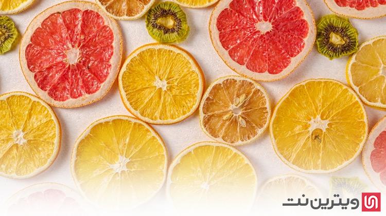 خواص چیپس میوه