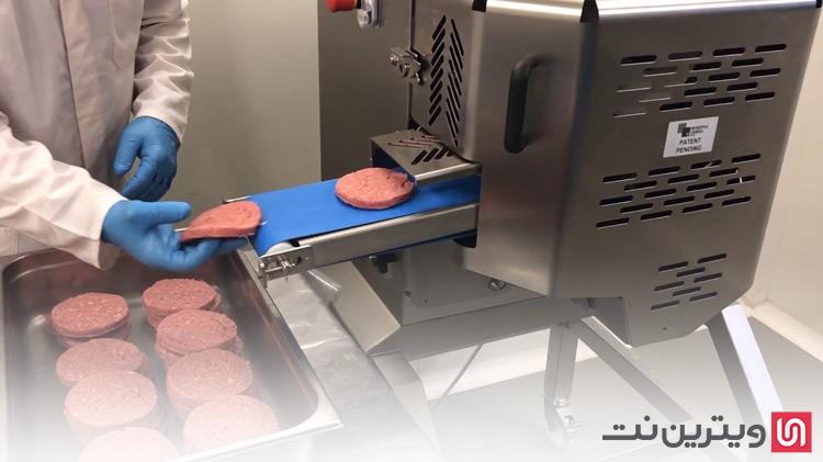 آشنایی با انواع دستگاه همبرگر زن و نحوه کارکرد هر یک